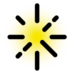Cleverspark Electrical Installers and Electrians based in Bristol, Bath and the South West of England - Coloured Spark Logo